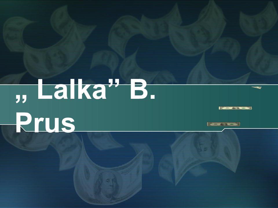 Lalka B. Prus