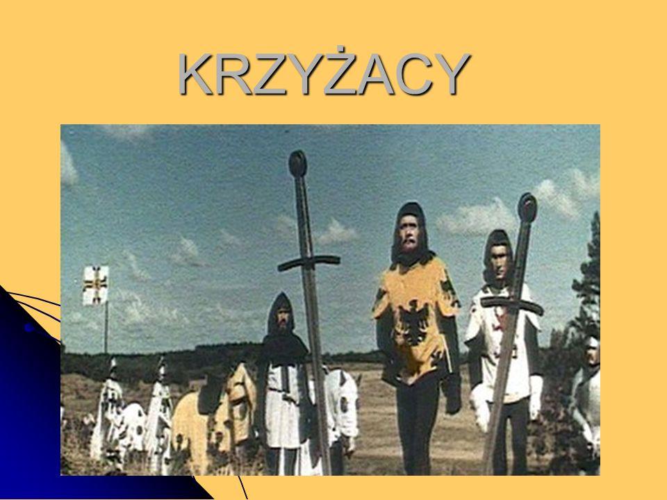 Krzyżacy – powieść historyczna Henryka Sienkiewicza, która ukazała się po raz pierwszy w czasopiśmie Tygodnik Ilustrowany w latach 1897-1900, a w postaci książkowej w roku 1900.