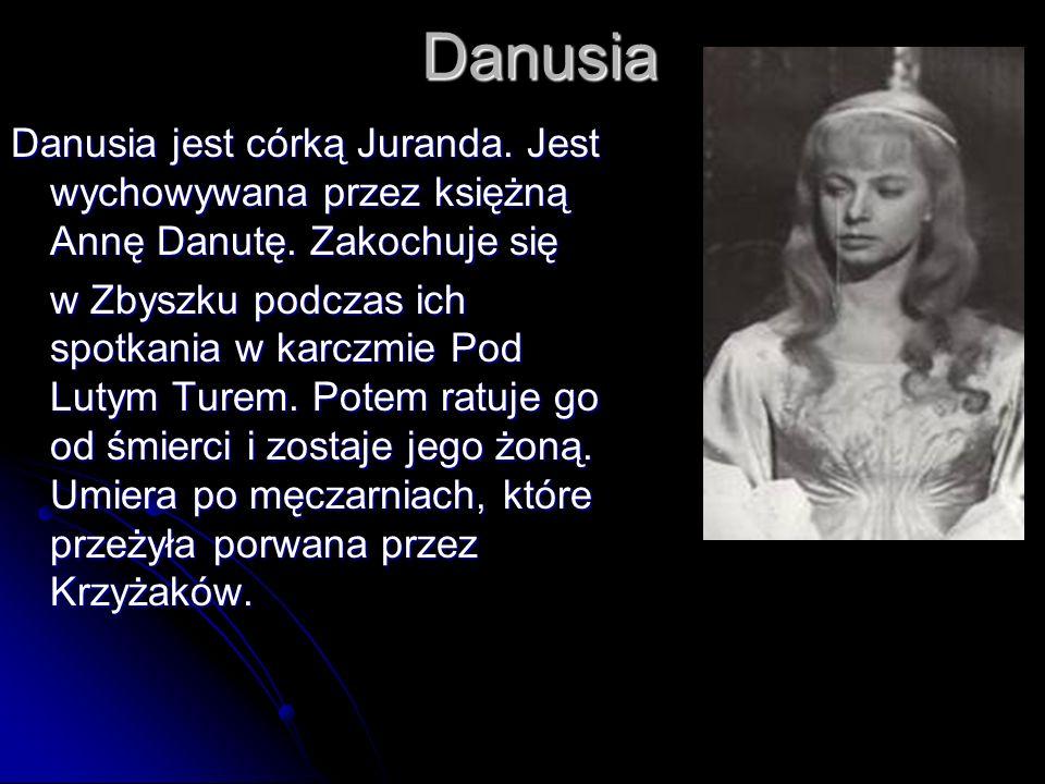 Jagienka Jagienka pochodzi ze Zgorzelic i jest córką Zycha.