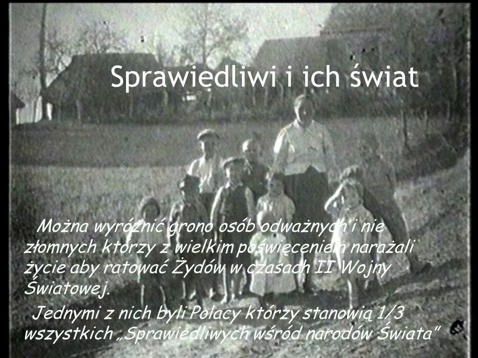 Miłość do bliźniego Miłość do bliźniego Wywożąc z getta warszawskiego i ukrywając w polskich rodzinach Irena Sendler uratowała dwa tysiące pięćset żydowskich dzieci