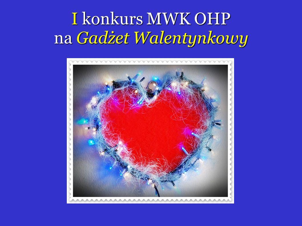 Autor: Dagmara Gębska, 7-22HP, Warszawa Walentynka z misiem