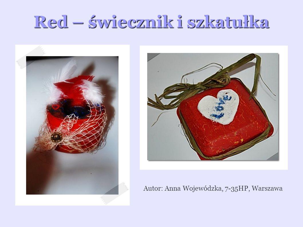 Słodki bukiecik Autorki: Małgorzata Frydrysiak i Kinga Grzeszczak, 7-11HP, Płock