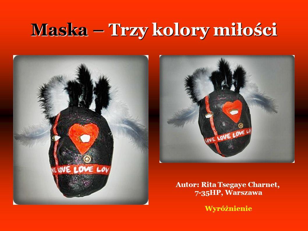 Kuferek I LOVE YOU Autor: Aleksandra Świenchowicz, 7-35HP, Warszawa