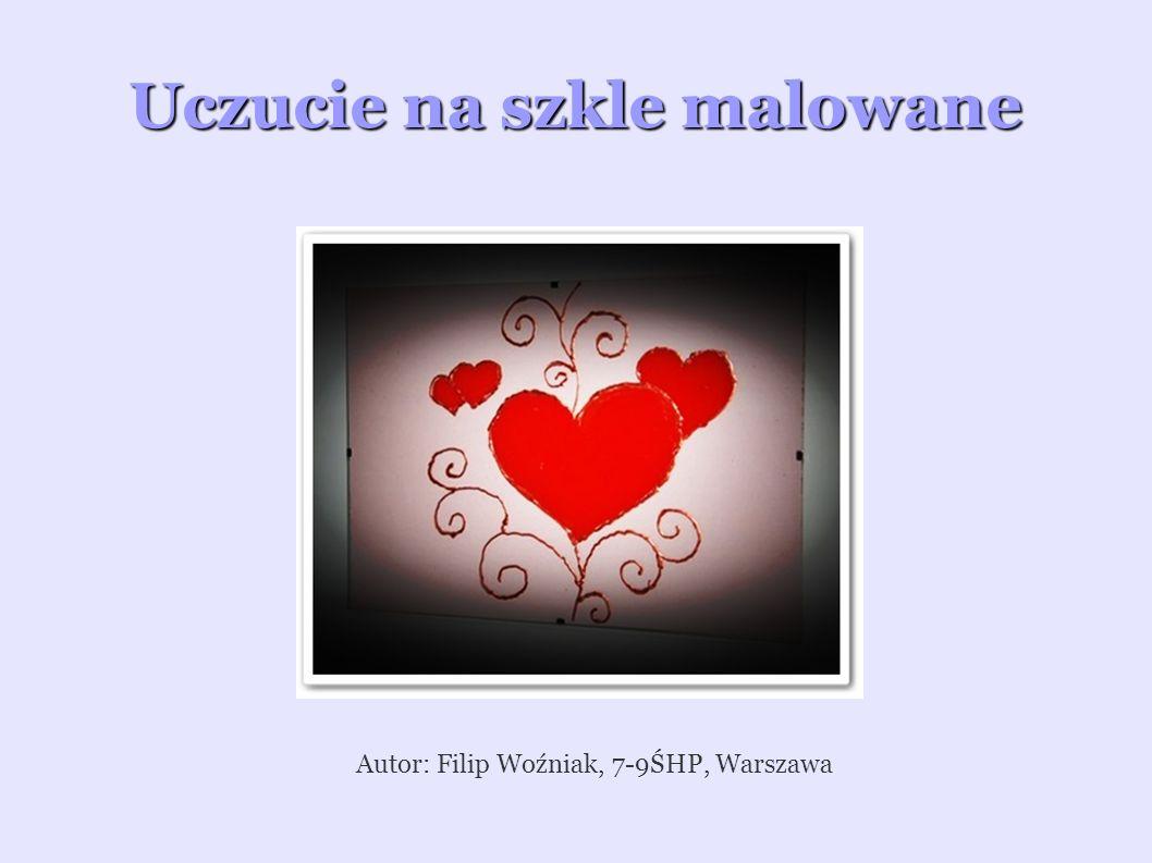 Puzderko z aniołkiem Autor: Rafał Romanowski, 7-35HP, Warszawa