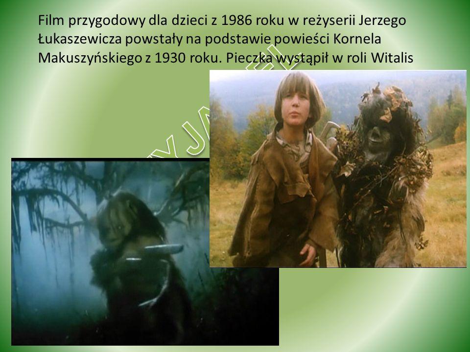 Film przygodowy dla dzieci z 1986 roku w reżyserii Jerzego Łukaszewicza powstały na podstawie powieści Kornela Makuszyńskiego z 1930 roku. Pieczka wys