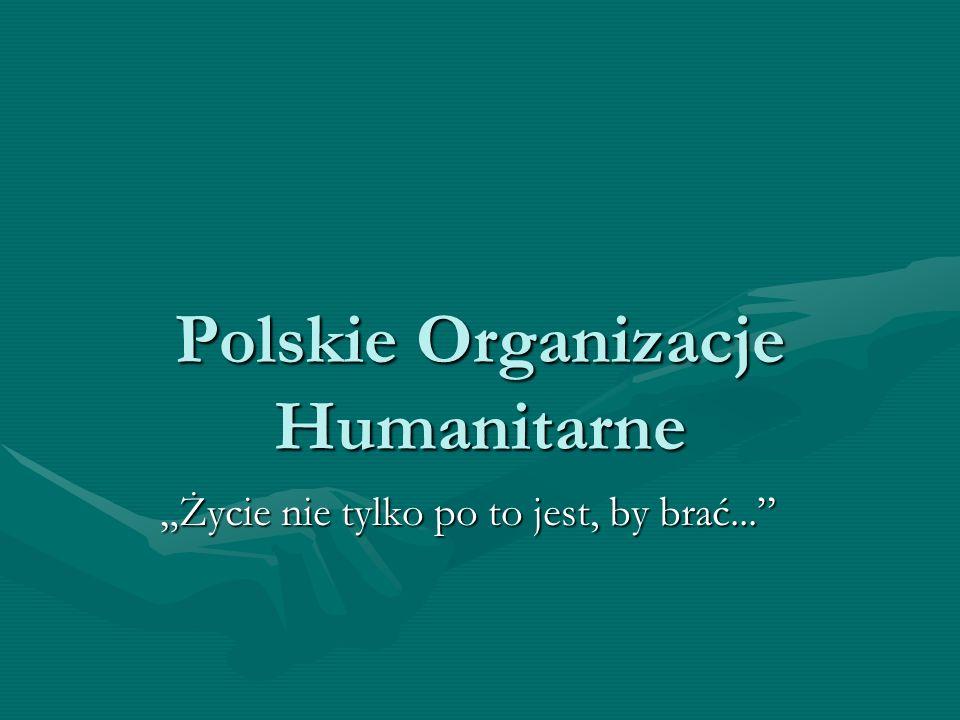 Polska Organizacja Humanitarna PAH W 1989 roku powstała w Polsce fundacja EquiLibre z siedzibami w Krakowie i Toruniu.
