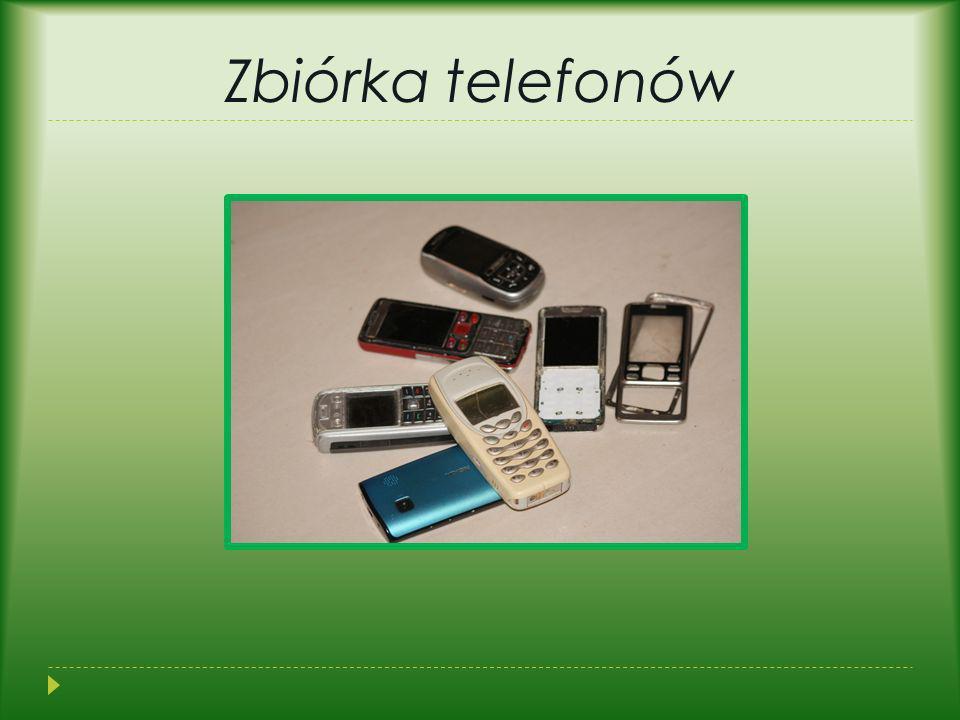 Zbiórka telefonów