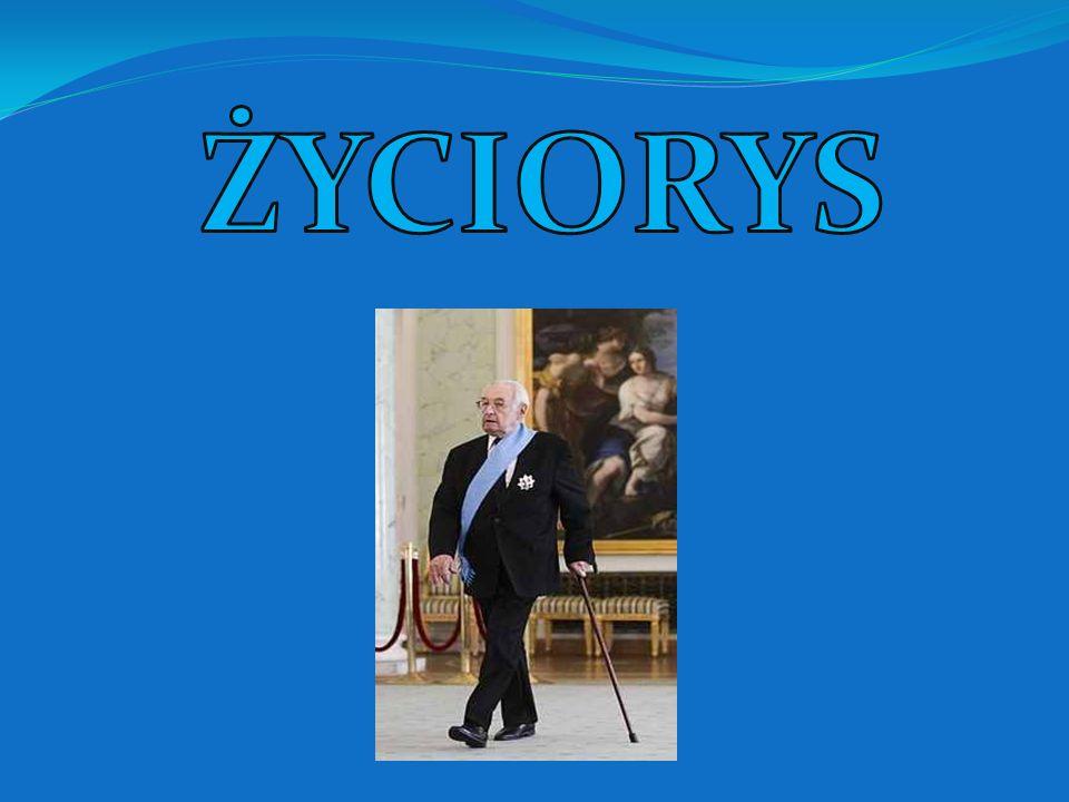 Urodzony 6 marca 1926 roku w Suwałkach. Polski reżyser filmowy i teatralny, współtwórca polskiej szkoły filmowej, senator I kadencji (1989–1991). Laur