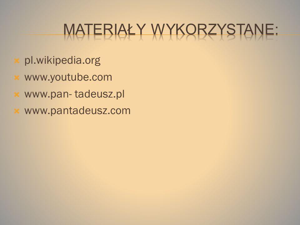 1. Czy Pan Tadeusz to utwór pisany prozą? 2. Na jakim instrumencie grał Jankiel na zaręczynach Zosi? 3. Czy utwór składa się z dwunastu ksiąg? 4. Czy