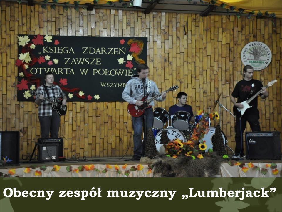Obecny zespół muzyczny Lumberjack
