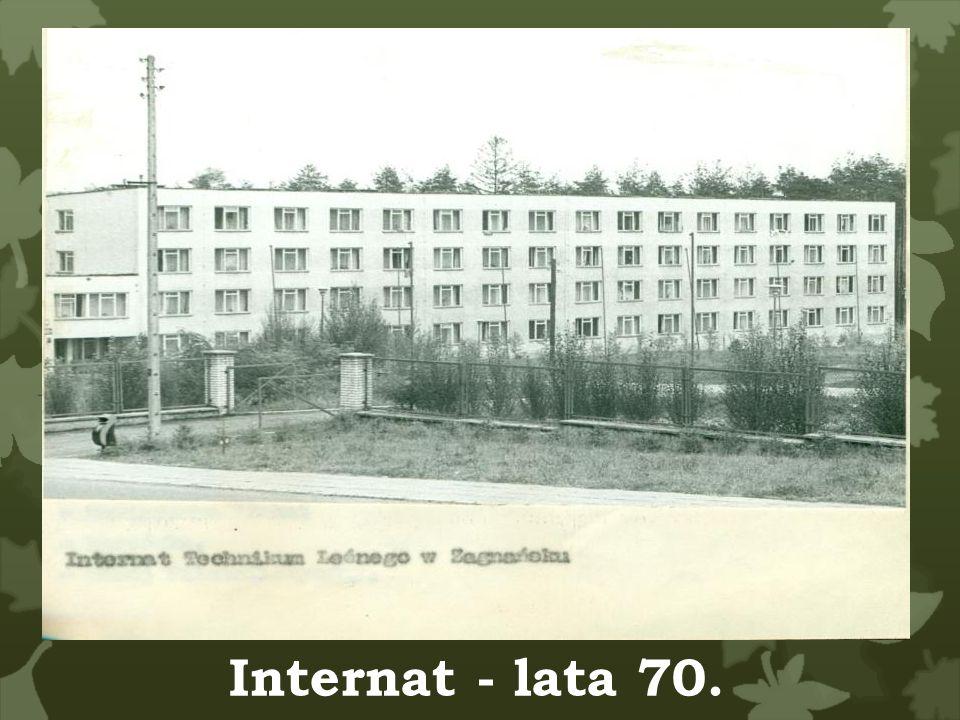 Internat - lata 70.