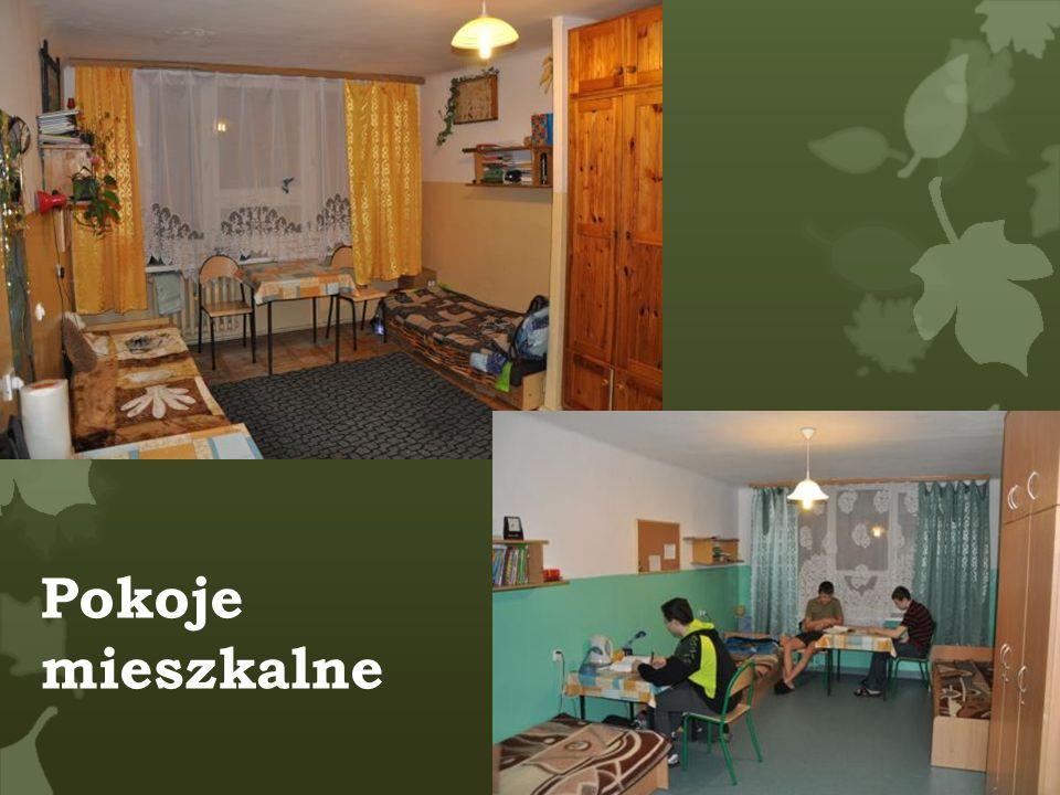Pokoje mieszkalne