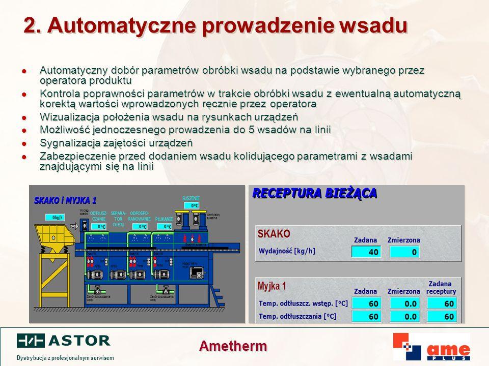 Dystrybucja z profesjonalnym serwisem Ametherm 2.