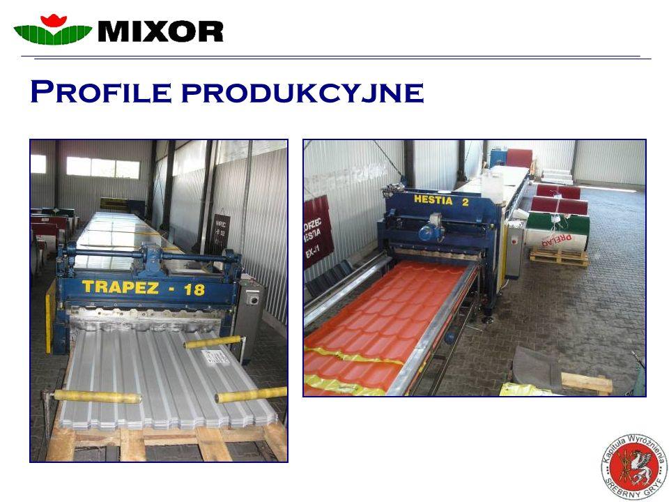 Profile produkcyjne