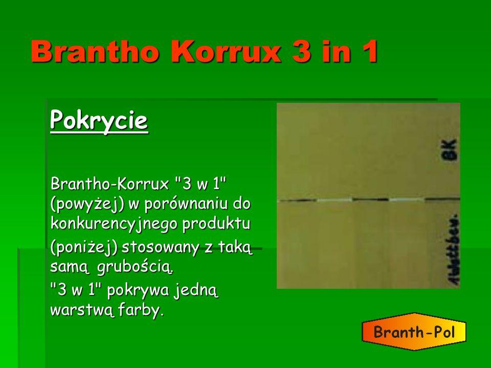 Brantho Korrux 3 in 1 Pokrycie Brantho-Korrux