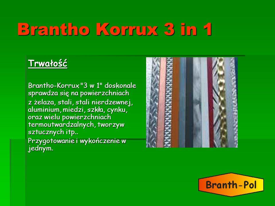 Brantho Korrux 3 in 1 Trwałość Brantho-Korrux