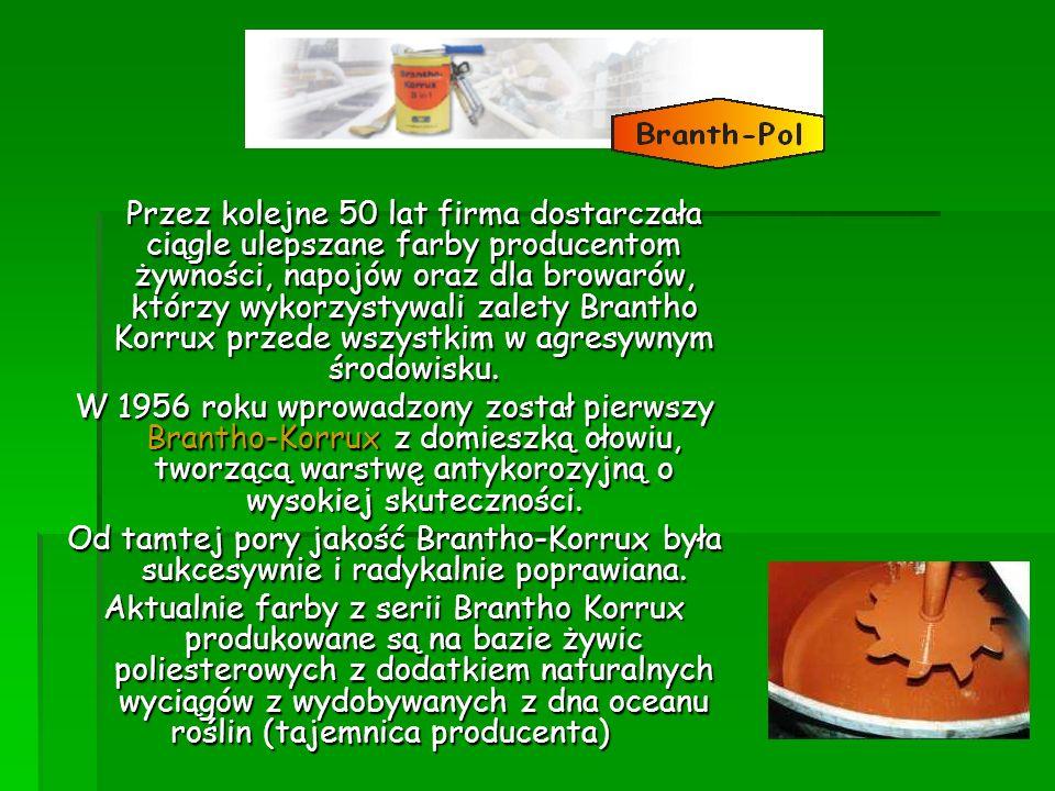 Tel.: +48 61 853 61 24 Tel.kom.: +48 602 360 532 E-mail: info@branth-pol.pl 61-715 Poznań, ul.