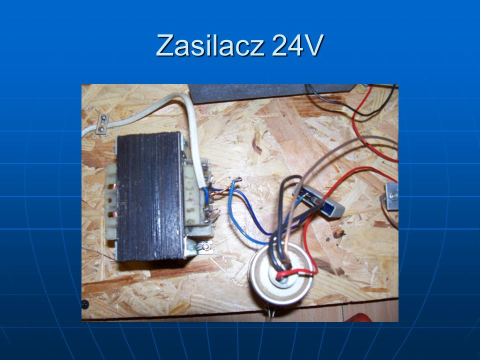 Zasilacz 24V