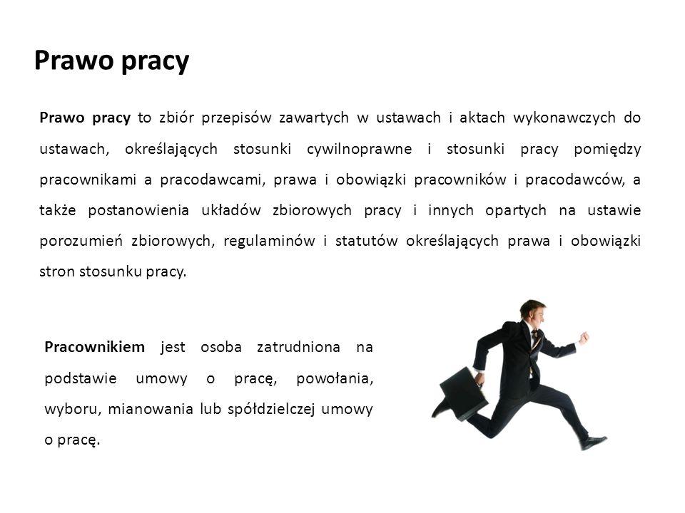 Praca tymczasowa W Polsce działają agencje pracy tymczasowej.