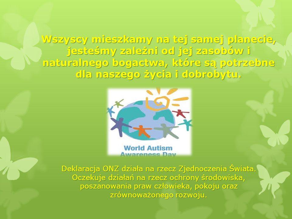 W Polsce przyjęto Politykę W Polsce przyjęto Politykę Ekologiczną Państwa, zawartą w uchwale sejmu RP z dnia 8 maja 2003 r.