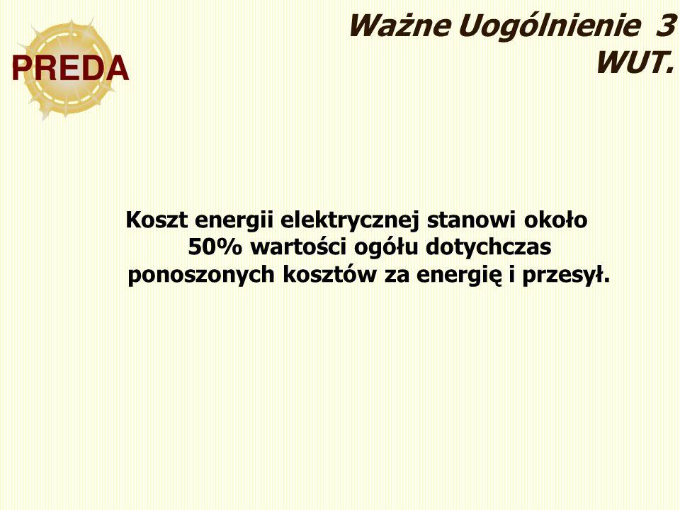 Ważne Uogólnienie 3 WUT.