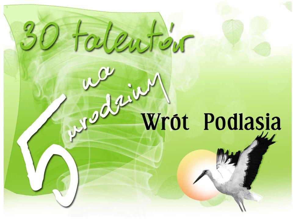 Zmiany we Wrotach Podlasia na trzecie urodziny W czwarty rok działalności Wrota Podlasia weszły z nową szatą graficzną i zmienioną nazwą Portal Informacyjny Województwa Podlaskiego Wrota Podlasia oraz kolejnymi modernizacjami ułatwiającymi korzystanie z serwisu, np.