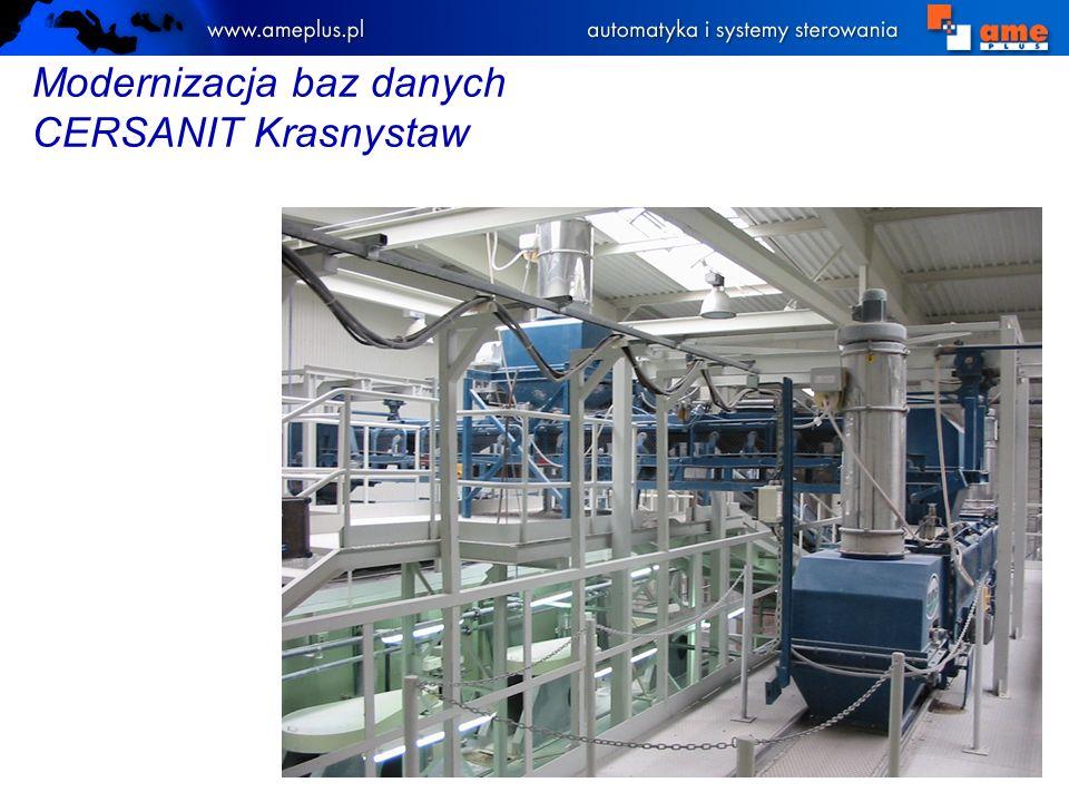 Modernizacja linii ALMIX Almata (Kazachstan)