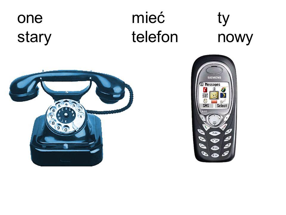 onemiećty starytelefonnowy