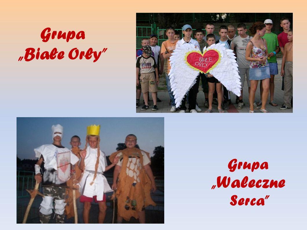 Grupa Białe Orły Grupa Waleczne Serca