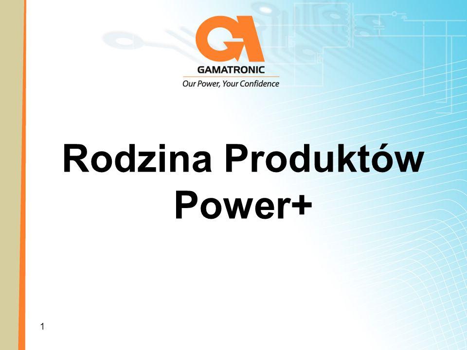 1 Rodzina Produktów Power+
