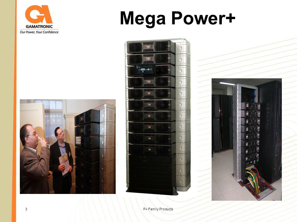 P+ Family Products4 Rodzina produktów Power+ 1.Power+ Classic 2.Power+ RM (Rack Mount) 3.Power+ FS (Free Style) 4.Power+ 19 10-20 kVA 5.Power+ S.A 10 kVA 6.Power+ S.A 20-40 kVA 7.Mega Power+ S.A