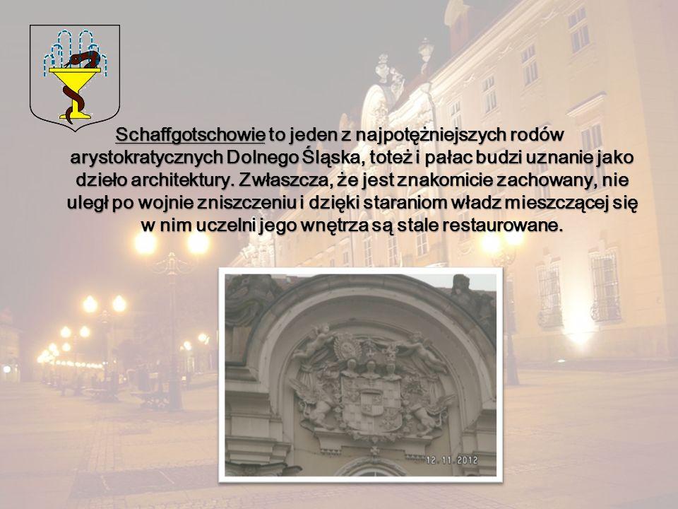 Schaffgotschowie to jeden z najpotężniejszych rodów arystokratycznych Dolnego Śląska, toteż i pałac budzi uznanie jako dzieło architektury. Zwłaszcza,