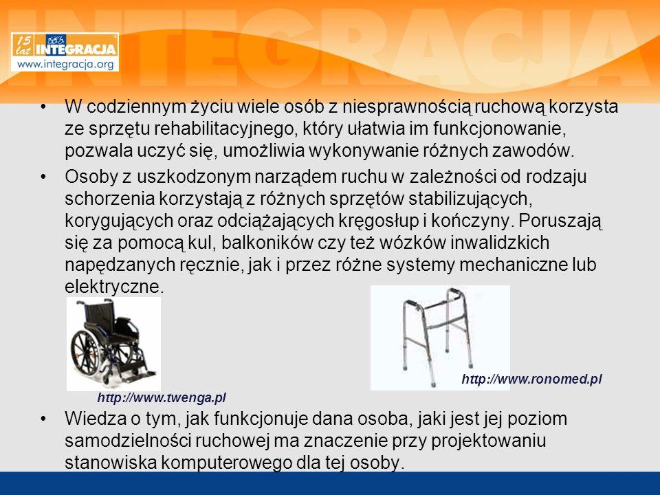 Urządzenie lektorskie - niezależne urządzenie czytające Powiększalniki Monitory Brajlowskie Lupa elektroniczna z ekranem dotykowym Klawiatura z powiększonymi i kontrastowymi opisami z dodatkowymi klawiszami