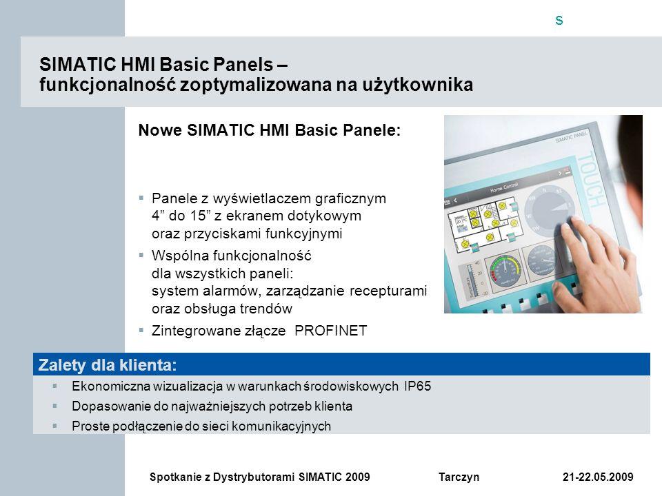 Group / Region / Department s XIV Sympozjum Naukowo-Techniczne Chemia 2008, 23-25.01.2008 Płock © Siemens Sp. z o.o. 2007 Spotkanie z Dystrybutorami S