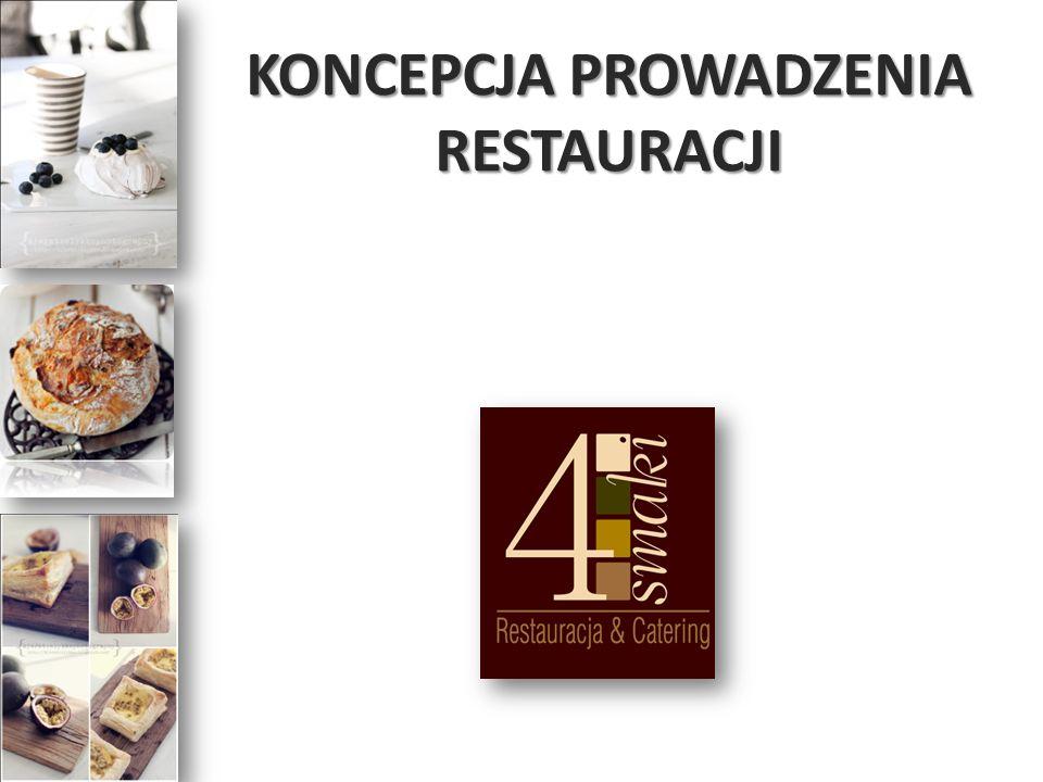 Nasze doświadczenie Kilkuletnia działalność w branży gastronomicznej Prowadzenie z sukcesem 3 restauracji, dziennie obsługujemy ok.