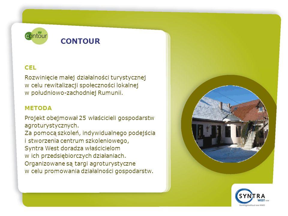 CEL Rozwinięcie małej działalności turystycznej w celu rewitalizacji społeczności lokalnej w południowo-zachodniej Rumunii.