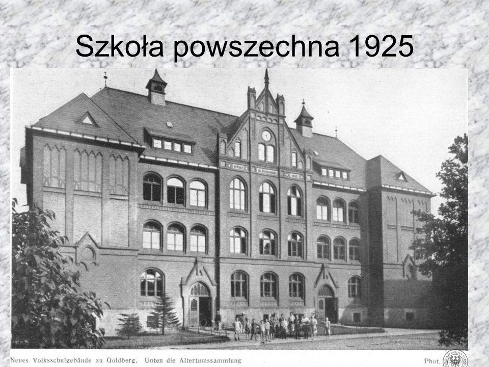 Szkoła powszechna 1925