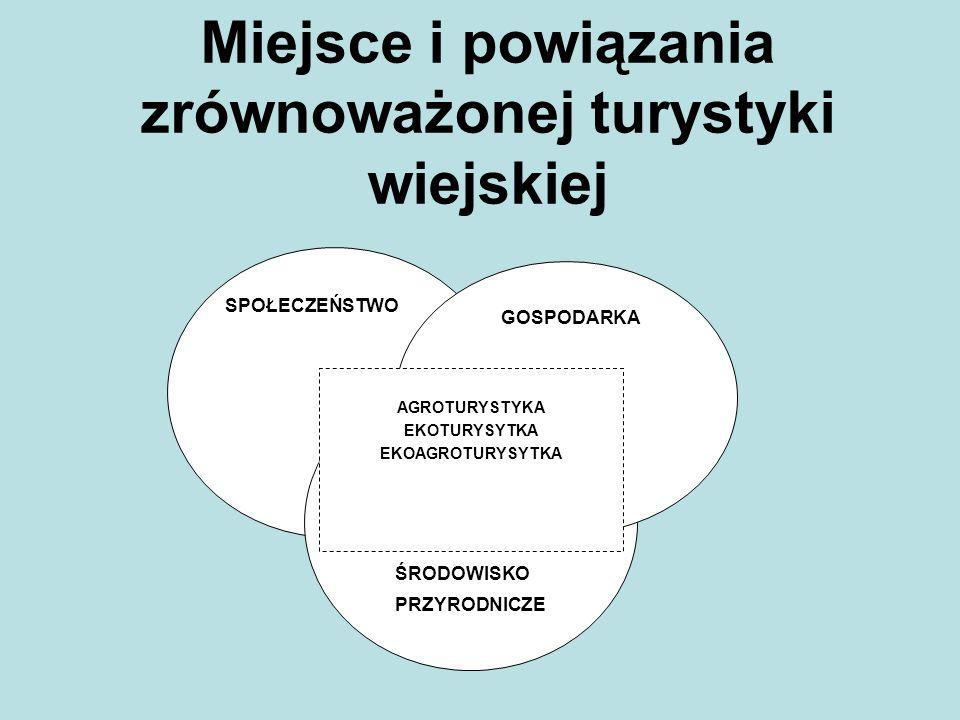 3.O rozwoju usług decyduje wiele czynników.