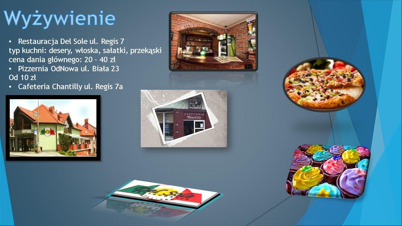 Restauracja Del Sole ul.