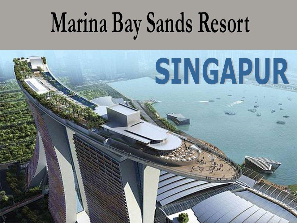 Marina Bay Sands to kompleks składający się m.in.