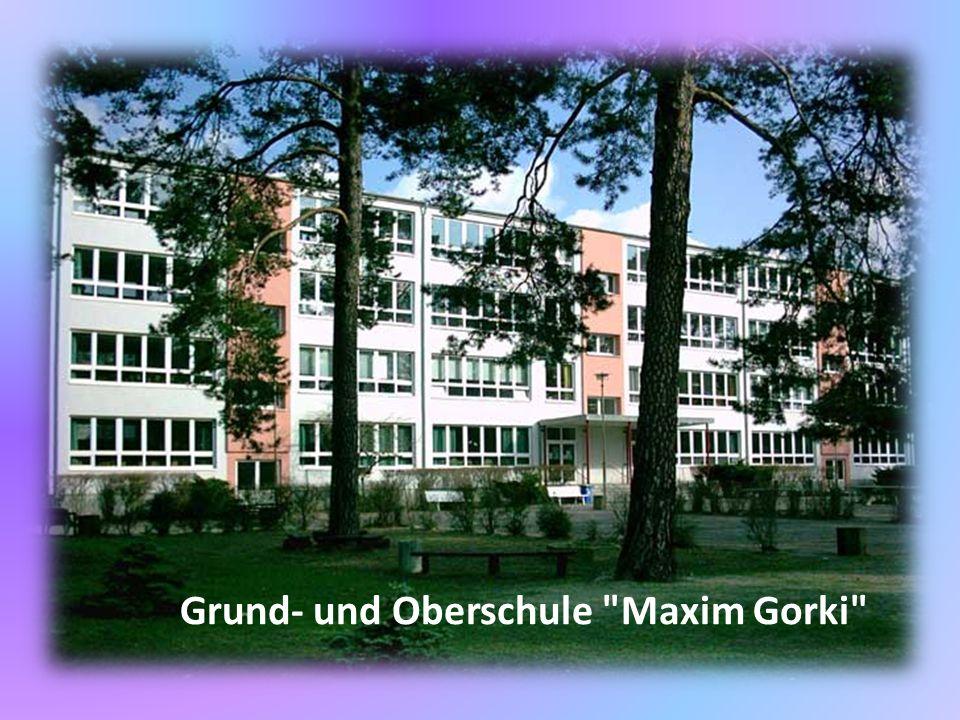Grund- und Oberschule Maxim Gorki