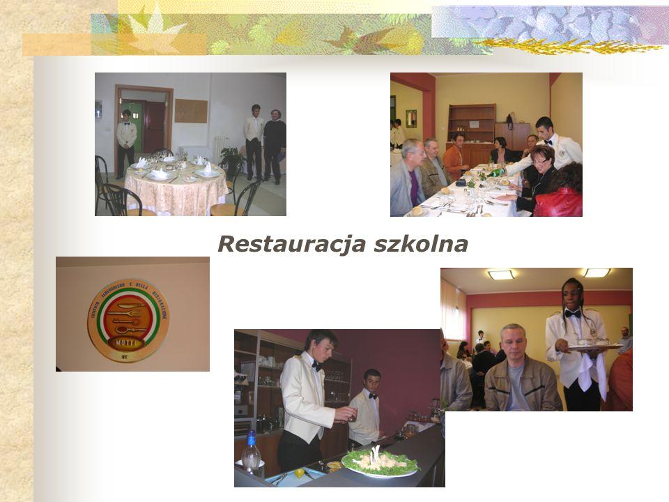 Restauracja szkolna
