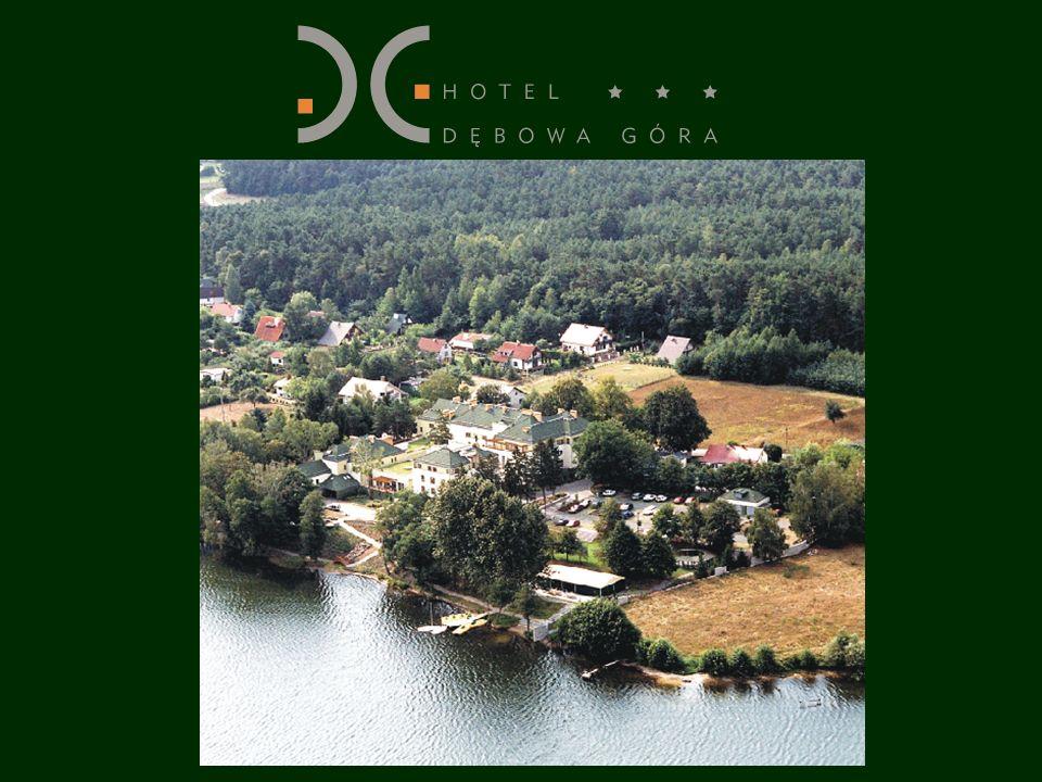 Hotel Dębowa Góra jest przygotowany do przyjęcia zarówno grup zorganizowanych, jak i gości indywidualnych.