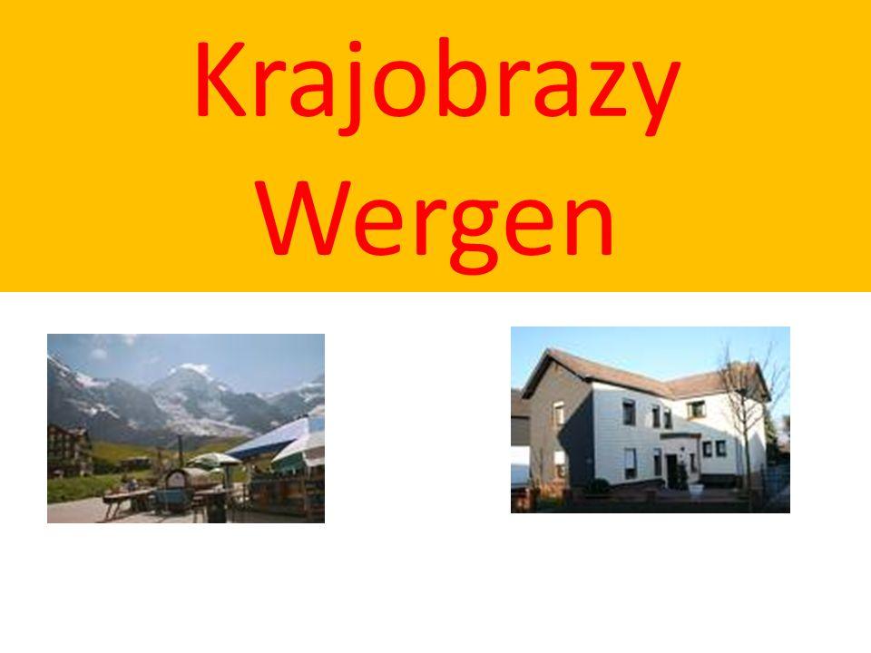 Krajobrazy Wergen