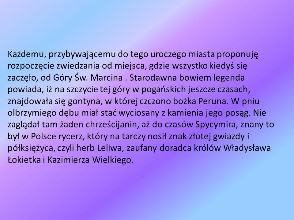 Każda podróż ma jakiś powód i cel, w przypadku Tarnowa może być ich przynajmniej kilka. Miasto to przez wieki było kulturowym tyglem. Dziś wciąż można