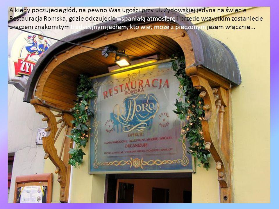 Przy ul. Krakowskiej w Muzeum Etnograficznym znajduje jedyna w Europie wystawa poświęcona Romom, w kilkunastu salach ukazano historię, język i obyczaj