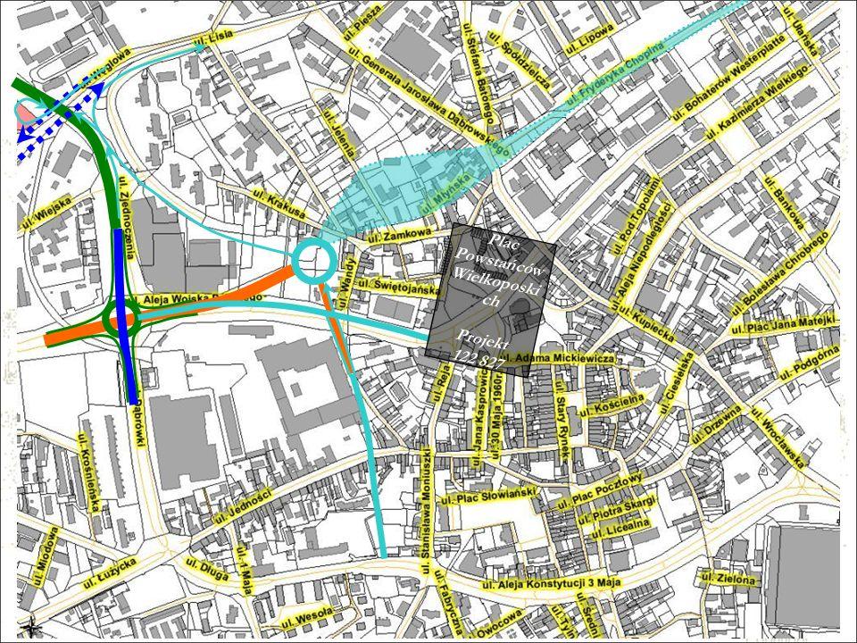 Plac Powstańców Wielkoposki ch Projekt 122 827