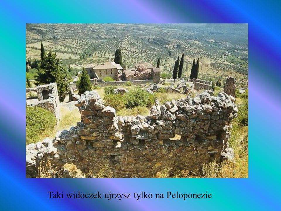 Typowy krajobraz Krety.....