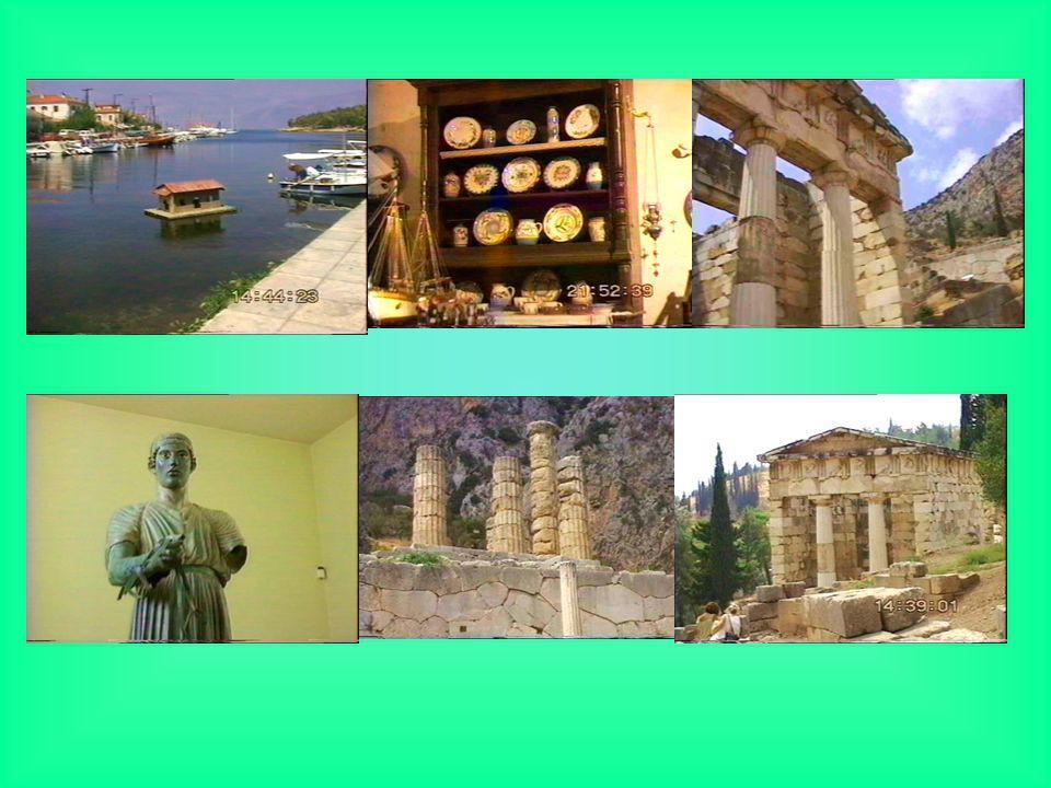 Miejsca, które musisz zobaczyć !!! Ateny, Soundion, Delfy, Galaxidi Rodos, Simi Halkidiki, Saloniki Meteory, Kreta Peloponez, Siros, Tracja, Halki And