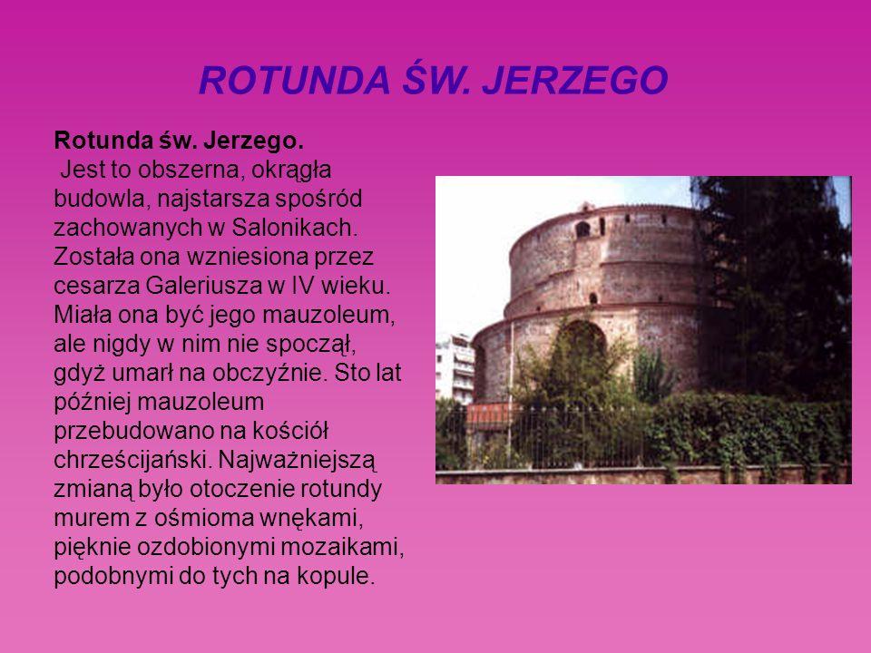 Rotunda św.Jerzego.